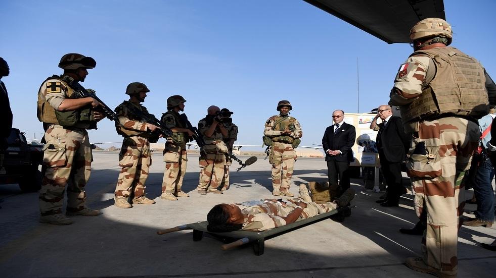 قوات فرنسية في تشاد ـ أرشيف