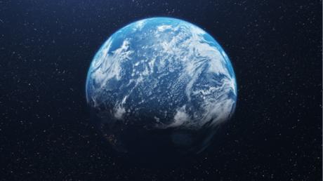 """رائد ناسا يشعل جدلا بين مجتمع """"الأرض المسطحة"""" بصورة مثيرة لكوكبنا"""