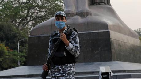 الأمن المصري يعثر على كشف أثري خلال ملاحقة مجموعة من اللصوص