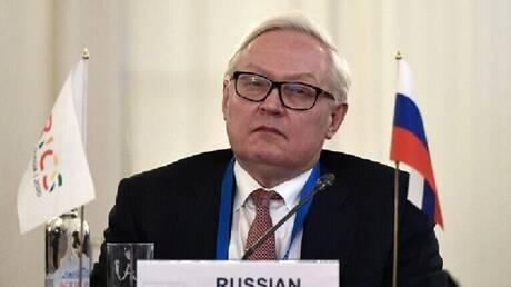 ريابكوف يستبعد احتمال تغيير واشنطن لقرارها حول اتفاقية الأجواء المفتوحة