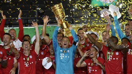 شاهد.. بايرن ميونخ يتوج بكأس ألمانيا للمرة الـ20 في تاريخه (فيديو وصور)