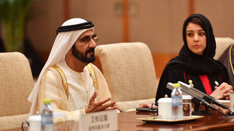 محمد بن راشد يدشن 7 محطات مترو جديدة في دبي