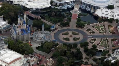 """عالم """"والت ديزني"""" يعيد فتح أبوابه في ولاية فلوريدا الأمريكية"""