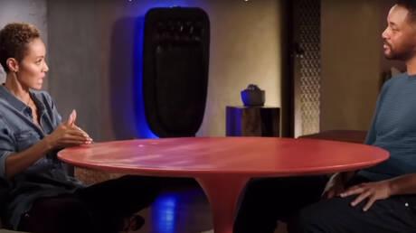 زوجة ويل سميث تعترف له بعلاقتها بمغني راب! (فيديو)