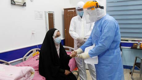 العراق يسجل 95 وفاة و2312 إصابة جديدة بكورونا خلال الـ24 ساعة الماضية