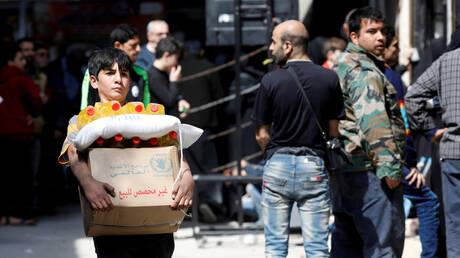 فحوى قرار مجلس الأمن الدولي حول مساعدة سوريا