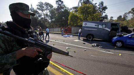 المكسيك.. عدد المفقودين جراء حرب العصابات يصل إلى 73 ألفا