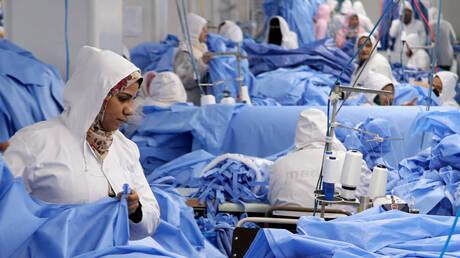 مصنع تابع للجيش المصري يصنع أول كمامات N95