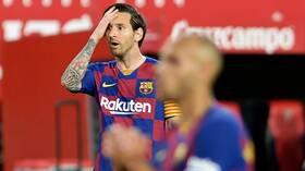 ميسي يصدم برشلونة ويوقف المفاوضات