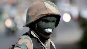 إصابة 40 جنديا في جنوب إفريقيا بـكورونا خلال دورية حدودية