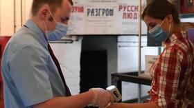 موسكو تسجل 24 وفاة جديدة بفيروس كورونا