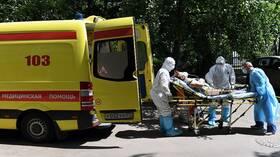 روسيا.. 198 وفاة و6368 إصابة جديدة بكورونا خلال يوم