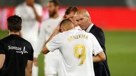 ريال مدريد يبلغ نجم أياكس بقرار زيدان المخيب