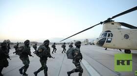 وسائل إعلام: الجيش المصري يستعد لتنفيذ مناورة عسكرية قرب حدود ليبيا 5f071c0c4236042461374bc8