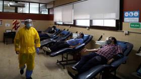 الأرجنتين تجتاز عتبة الـ 100 ألف إصابة بفيروس كورونا