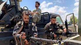 بركان الغضب: قوات حفتر تحصل على إمدادات عسكرية (صورة)