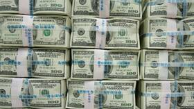 الدولار يهوي بعد بيانات سلبية أمريكية