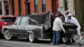 الولايات المتحدة تسجل 1.4 ألف وفاة و70 ألف إصابة بكورونا خلال يوم