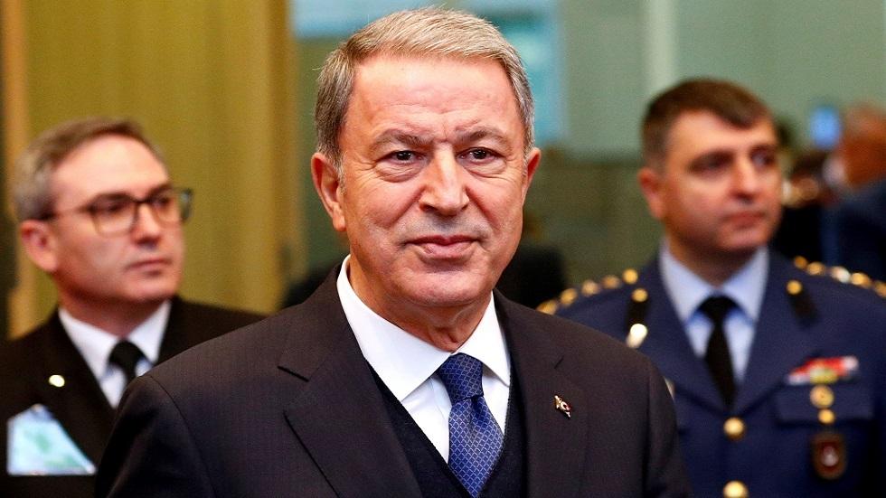 وزير الدفاع التركي: سنحاسب الإمارات وعلى مصر أن تكون أكثر حساسية في تصريحاتها