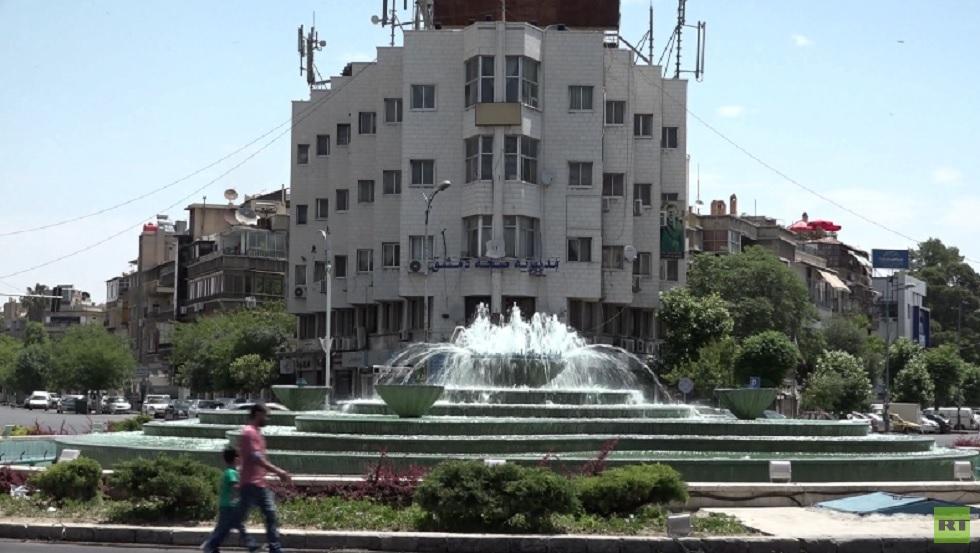 غياب مظاهر الوقاية من شوارع دمشق