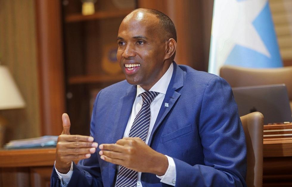 رئيس وزراء الصومال المعزول حسن علي خيري