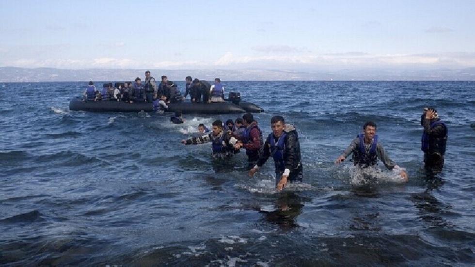 الهجرة غير الشرعية إلى أوروبا - أرشيف