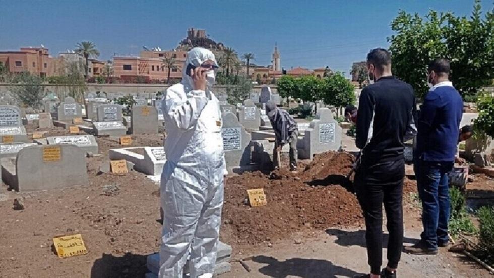 المغرب يسجل ارتفاعا في أعداد الوفيات اليومية بكورونا