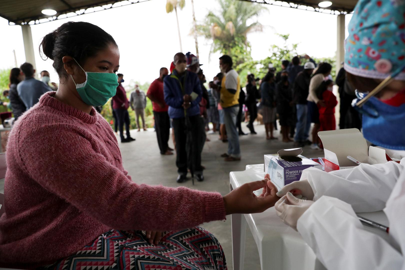 البرازيل.. حصيلة المصابين بكورونا تتجاوز الـ2.7 مليون حالة