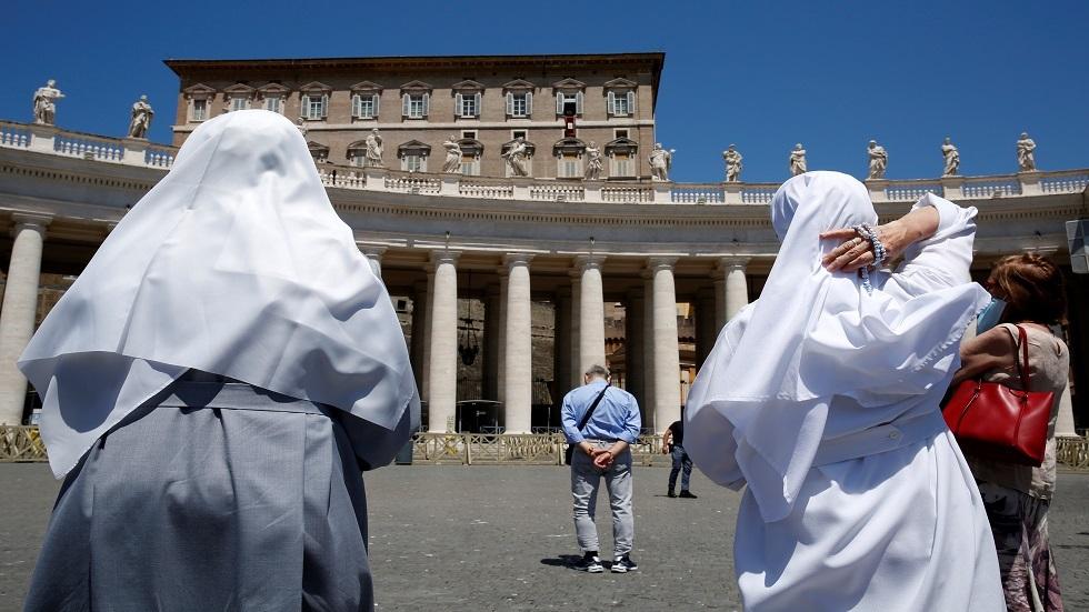 الفاتيكان صورة أرشيفية
