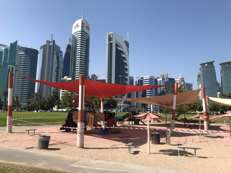 قطر تسجل أدنى حصيلة إصابات بكورونا منذ 10 أبريل
