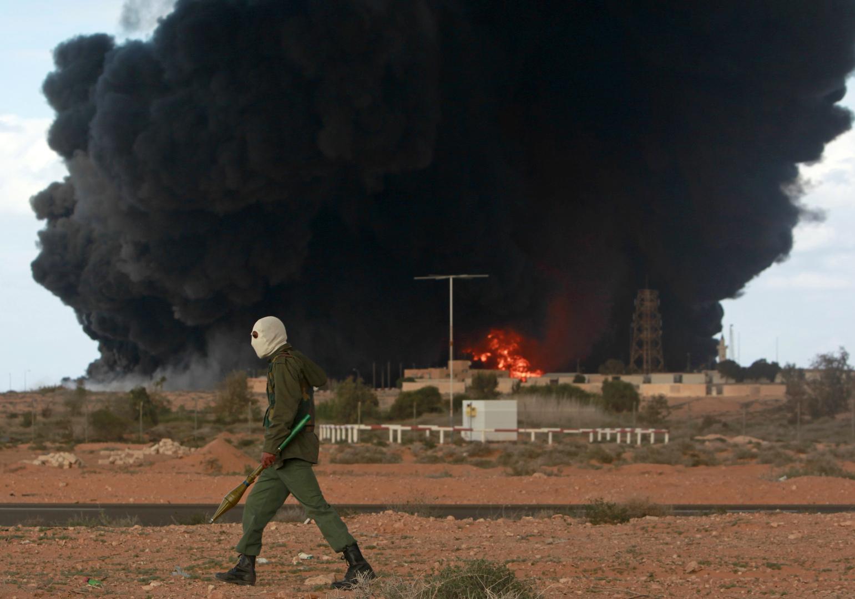 نبوءة القذافي تتحقق في ليبيا بعد 9 سنوات على مقتله