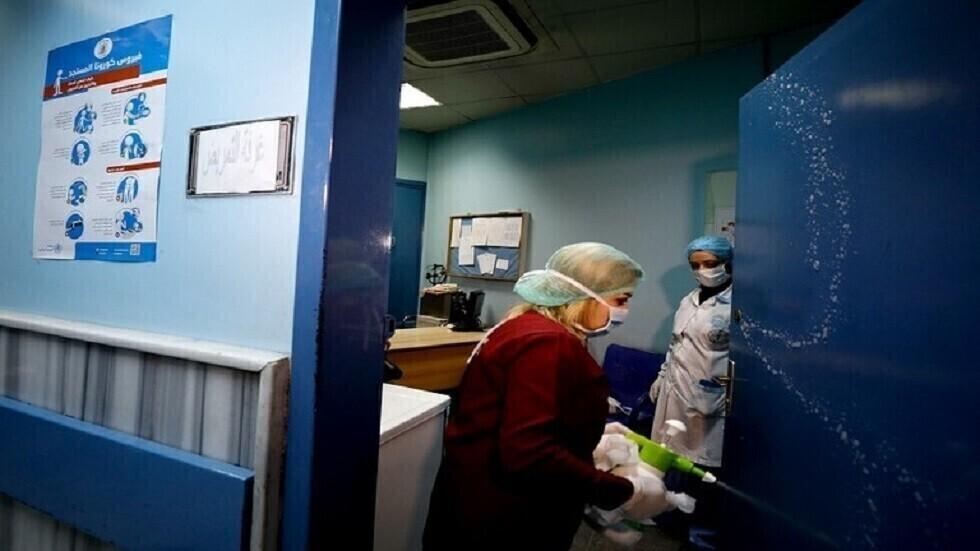 سوريا.. تسجيل أعلى حصيلة يومية للإصابات بكورونا