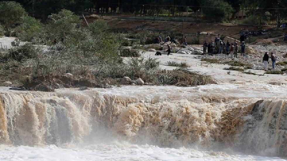 تضرر 184 دارا بسيول شرق النيل في السودان