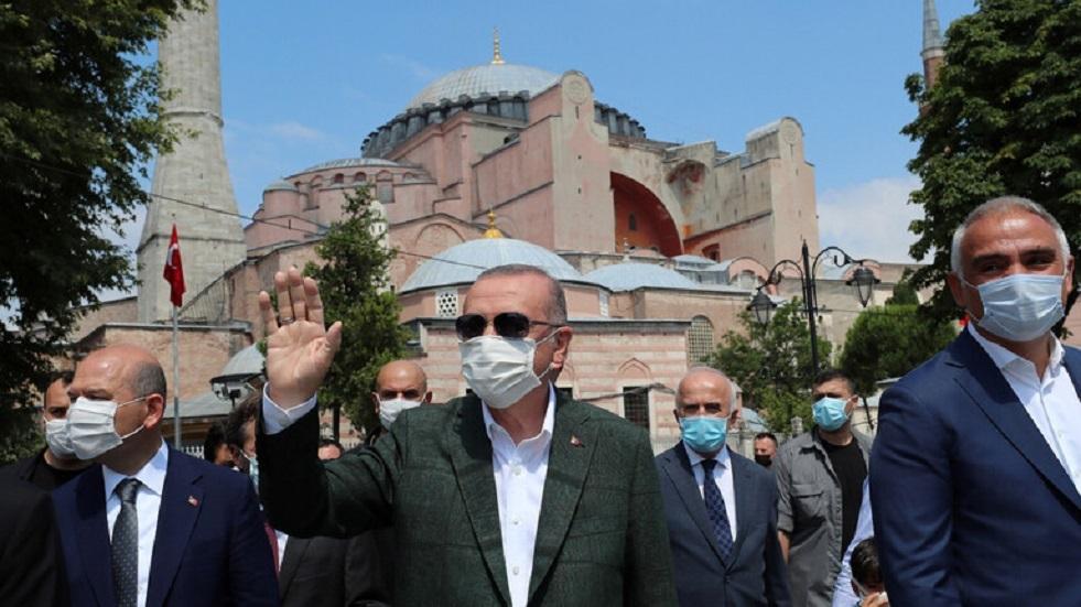 كيف تأثرت شعبية أردوغان بتحويل