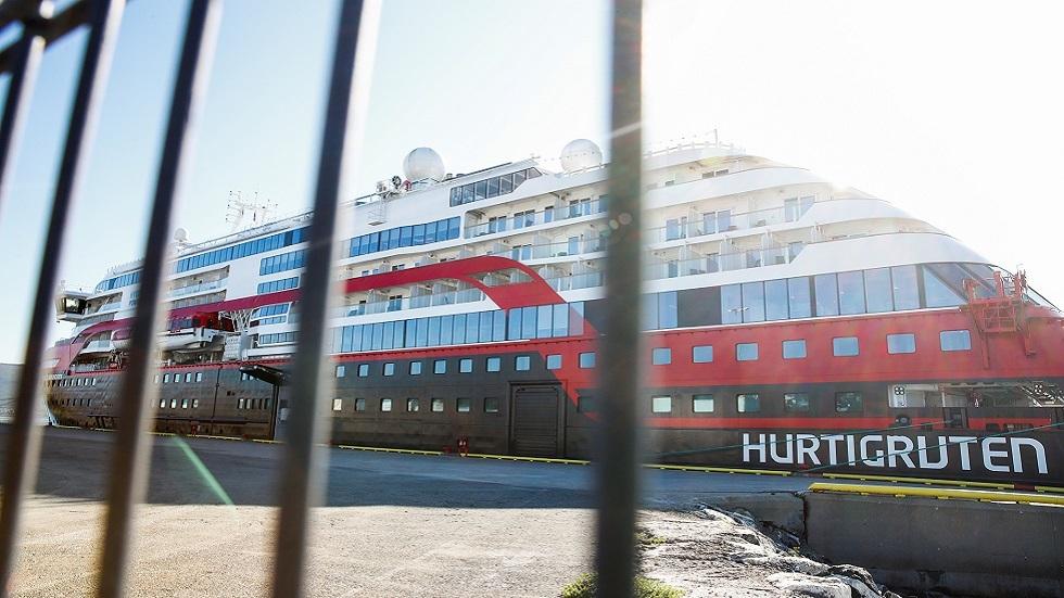 النرويج تمنع النزول من السفن السياحية التي على متنها أكثر من 100 شخص