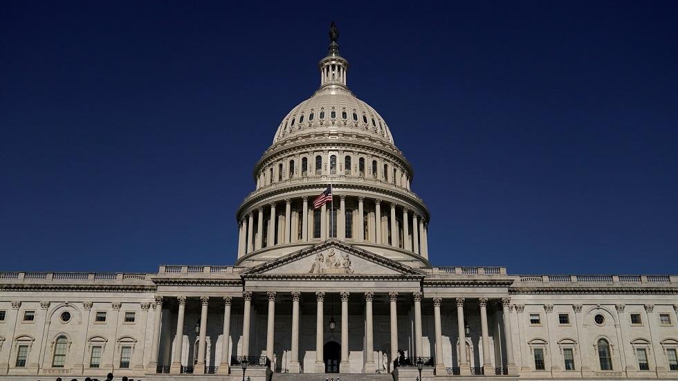 مبنى الكونغرس الأمريكي - أرشيف