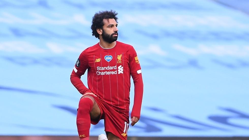 ليفربول يطلق استطلاع رأي لاختيار أفضل أهداف نجمه صلاح