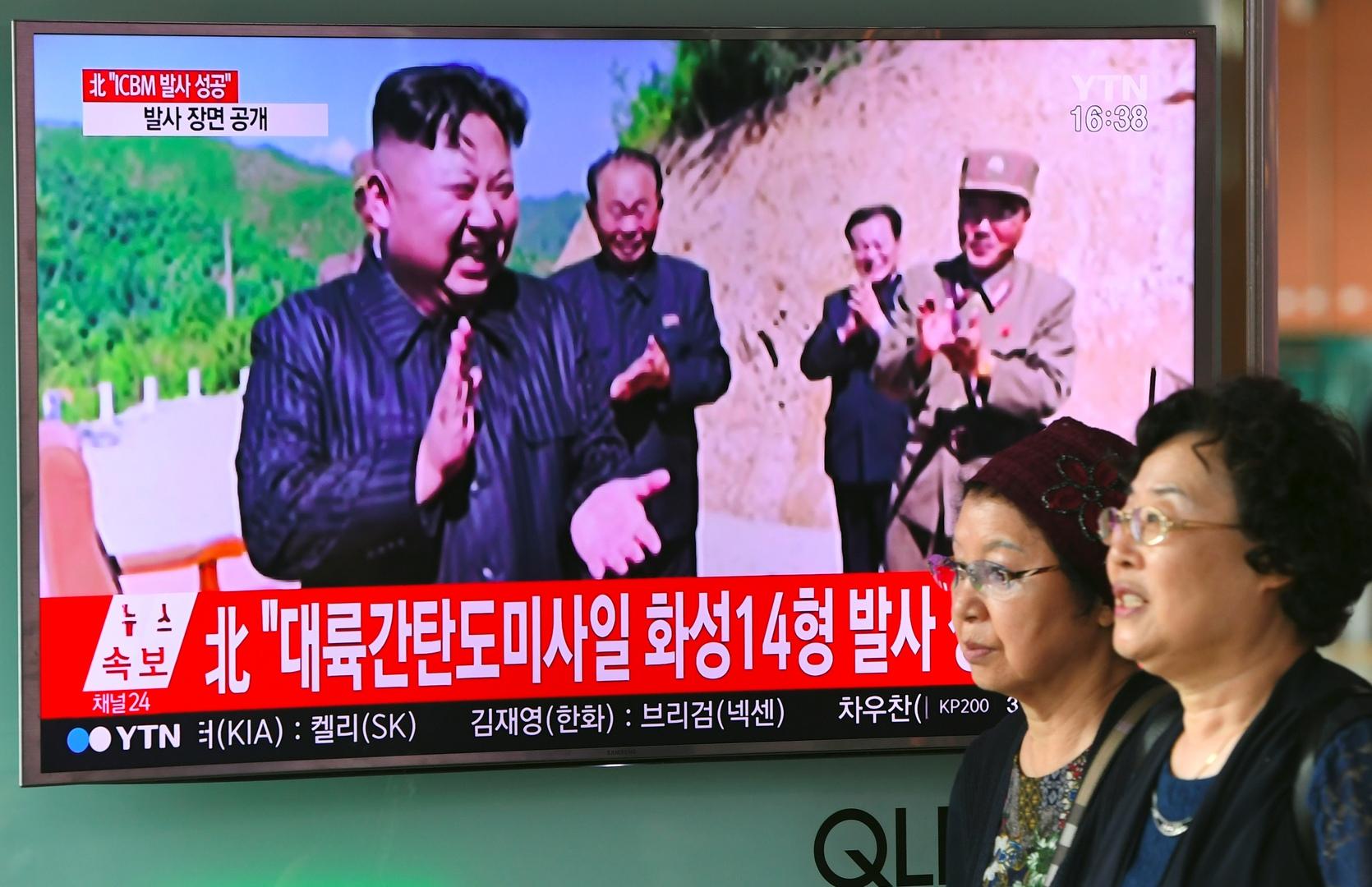 تقرير أممي: كوريا الشمالية قد تكون طورت أجهزة نووية لصواريخها الباليستية