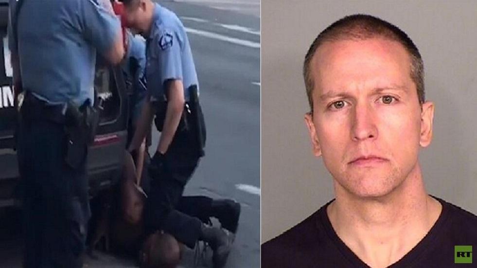 الكشف عن فيديو يظهر تفاصيل جديدة للحظة اعتقال جورج فلويد