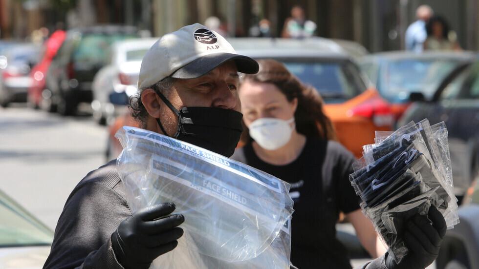 مراسلنا: الداخلية اللبنانية تعلن حظر التجول من 6 حتى 11 أغسطس الجاري بسبب كورونا
