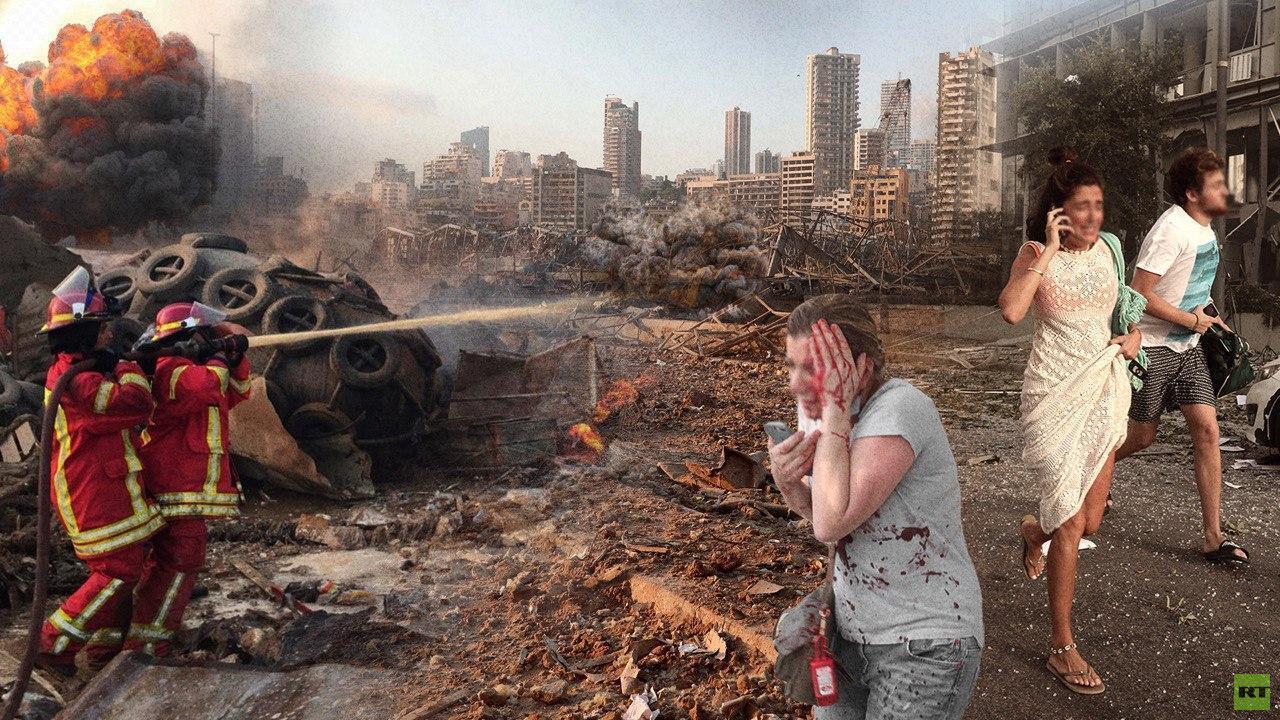الصحة اللبنانية: ارتفاع حصيلة ضحايا انفجار مرفأ بيروت إلى 78 والإصابات لأكثر من 4 آلاف