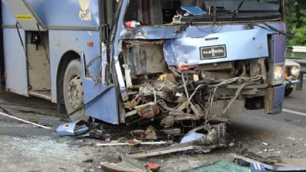 المغرب: 12 قتيلا و36 مصابا بحادث انقلاب حافلة جنوب البلاد