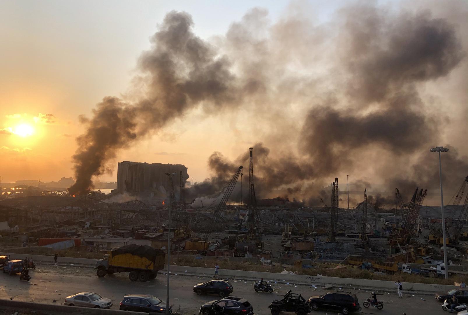 السفارة السعودية ببيروت تدعو رعايا المملكة لأخذ الحيطة والحذر