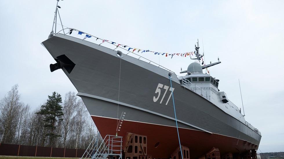 روسيا قد تختبر سفنا صاروخية معدلة في القطب الشمالي