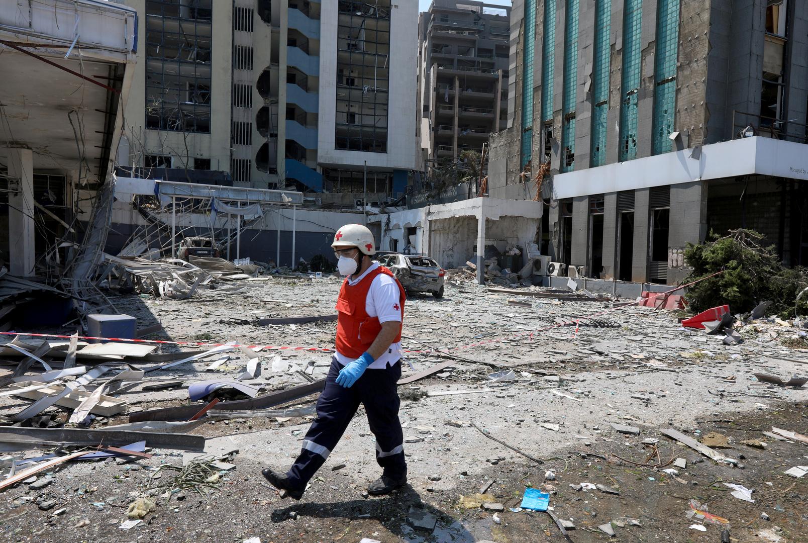 شاهد.. نشر أول صورة للشاب المصري الضحية الثالثة في انفجار بيروت