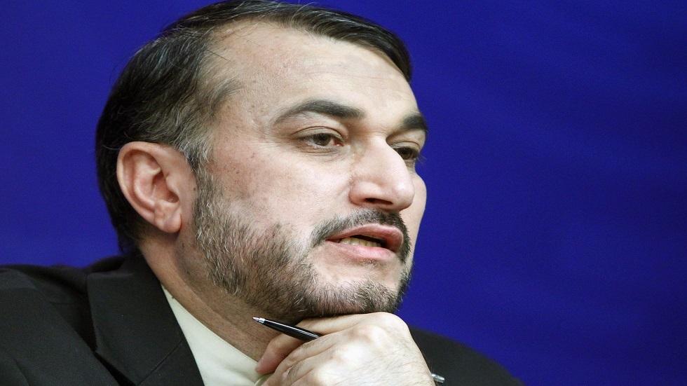 عبد اللهيان: هناك أطراف خارجية مستفيدة من انفجار بيروت