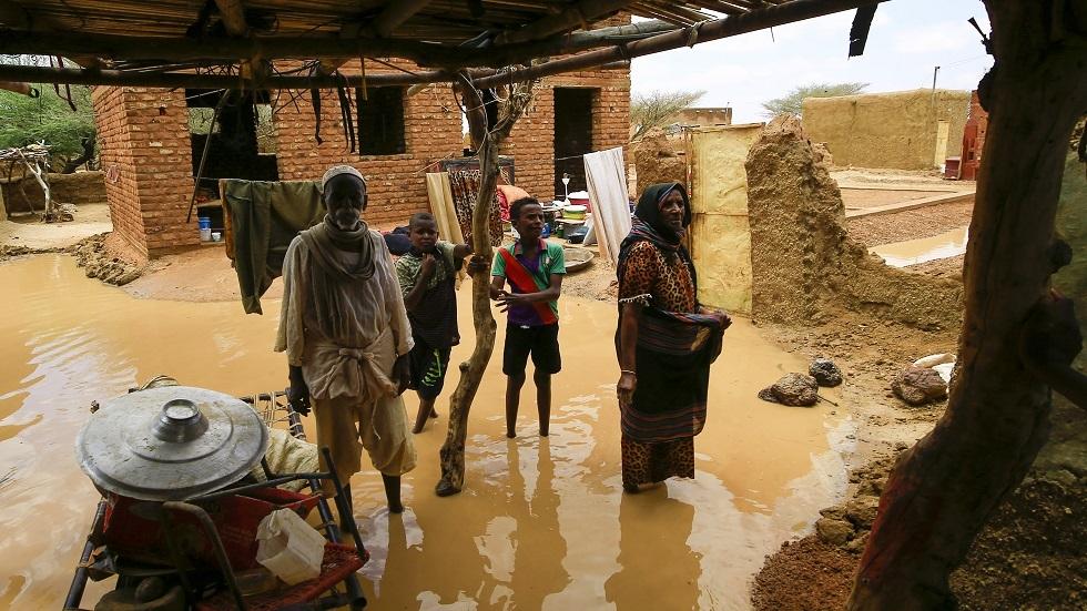 الأمم المتحدة: <a href='/tags/169475-50'>50</a> ألف شخص تضرروا بفيضانات السودان