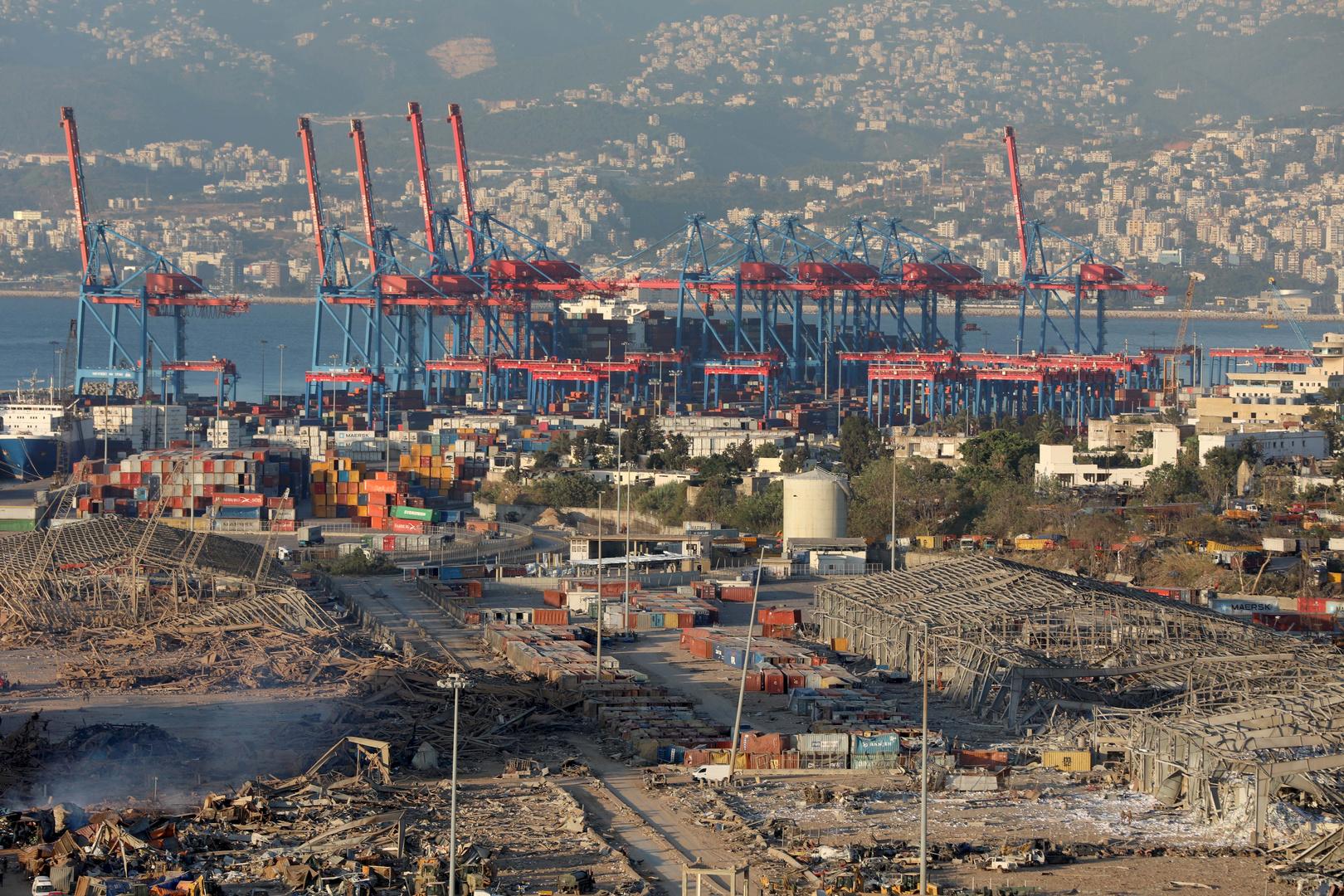 مرفأ طرابلس يؤكد خلوه من أي مواد خطرة ويستعد لاستقبال شحنات قمح
