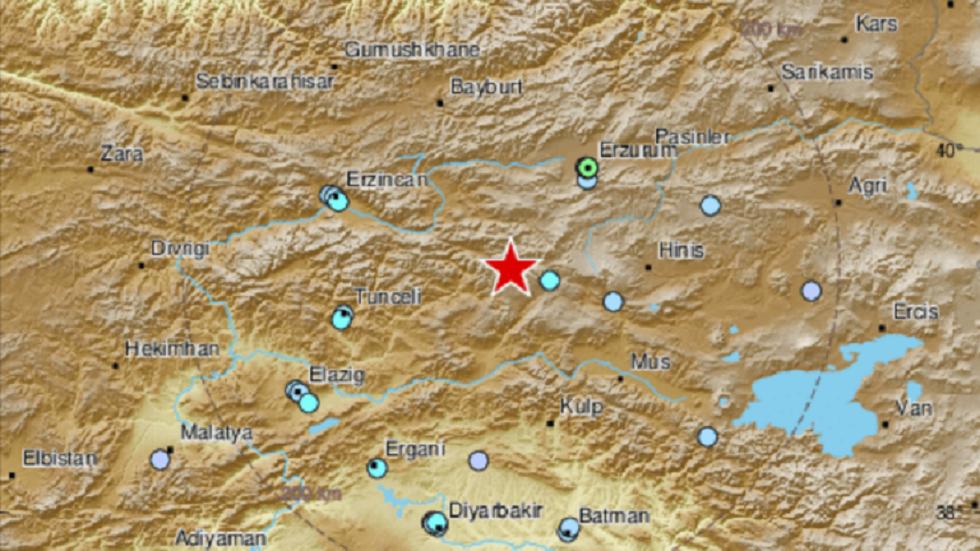 خبراء يحذرون من زلزال مدمر جراء تصدعات شرق الأناضول