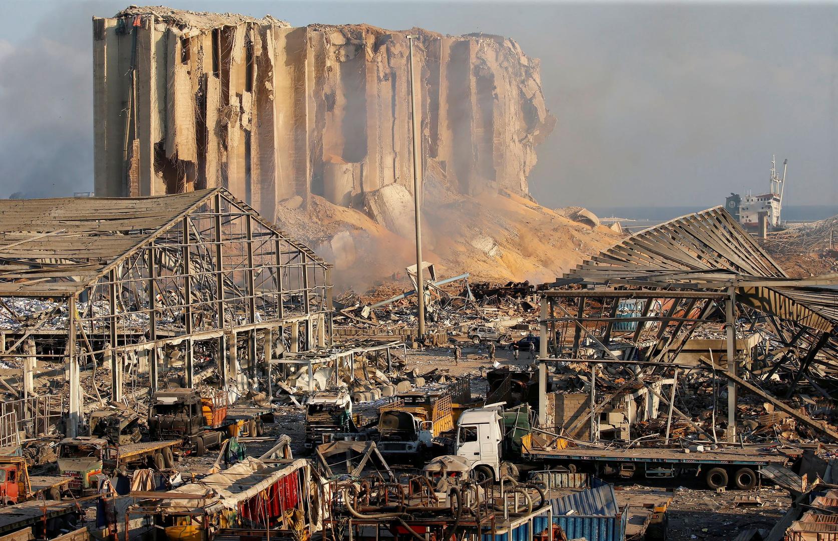 مسؤول أمريكي: لم نستبعد بالمطلق أن يكون انفجار بيروت نتيجة هجوم